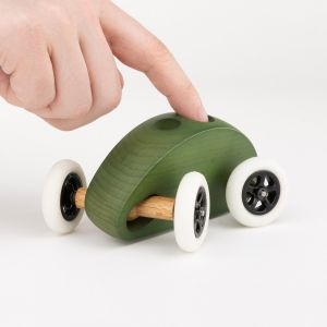 Finger Car Grün