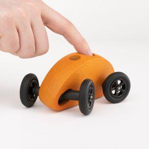 Finger Car Orange