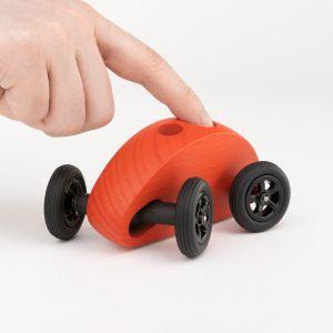 Finger Car Rot
